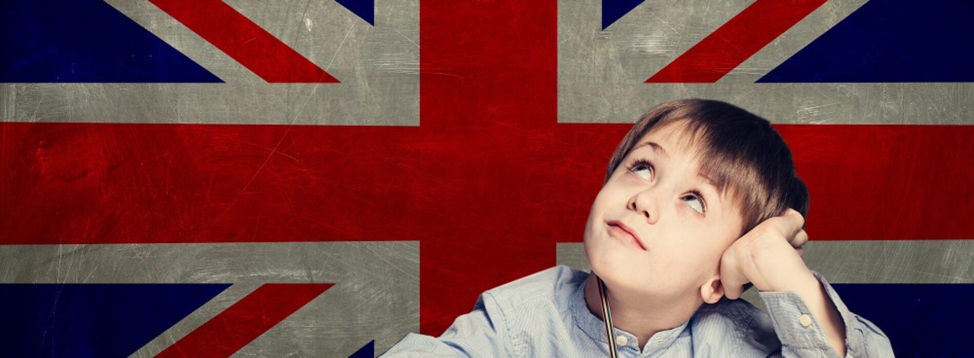 Od kiedy dziecko powinno uczyć się języka angielskiego?