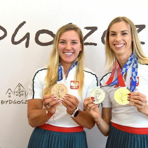 Mamy komplet medali
