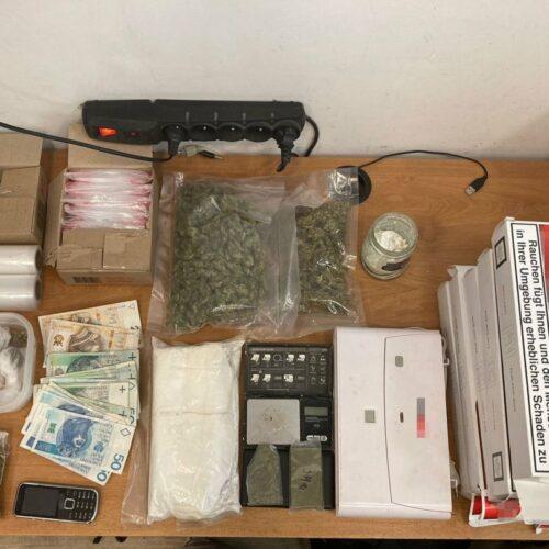 Kolejne narkotyki przejęte przez bydgoskich policjantów