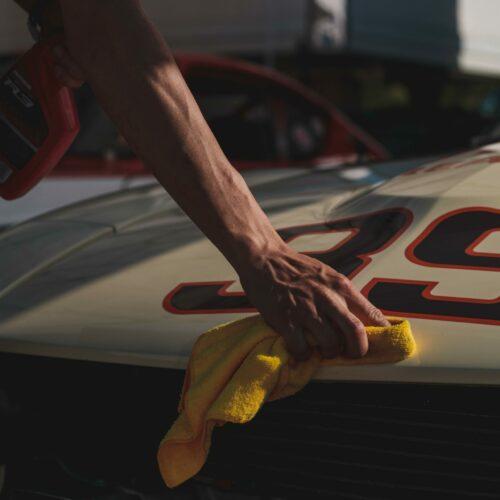 Metody pielęgnacji karoserii samochodowej